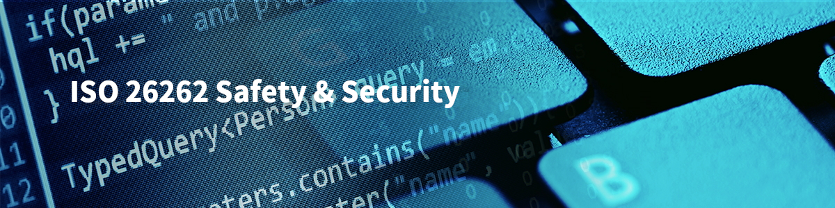 ISO26262 safety & security